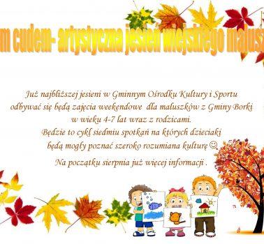 Już Najbliższej Jesieni :)