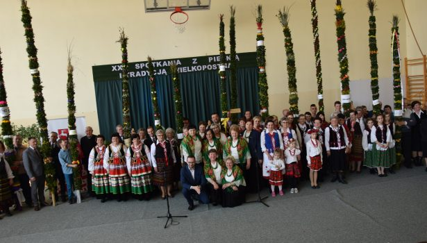 XXI Spotkania z Pieśnią i Tradycja Wielkopostną, Wola Osowińska 14.04.2019 r.