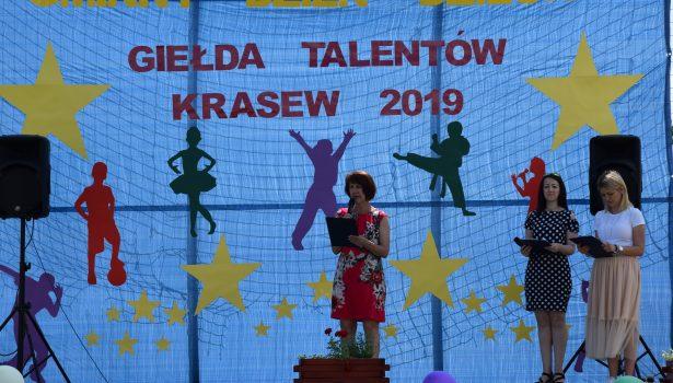 II Gminny Dzień Dziecka i Giełda Talentów