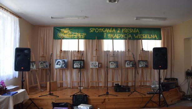 XI Spotkania z Pieśnią i Tradycją Weselną