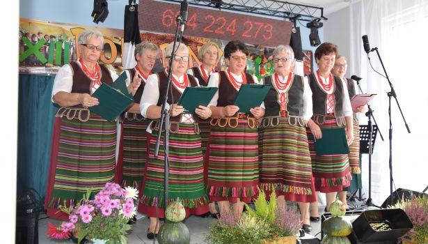 """XIII Jesienne Spotkania z Folklorem """"Dokopiny 2019"""""""