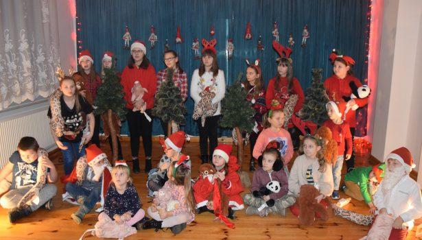 Spotkanie Świąteczne w GOKiS